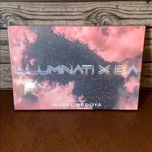 Illuminati X ISA Glam Eyeshadow Palette